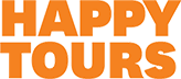 Happy Tours logo